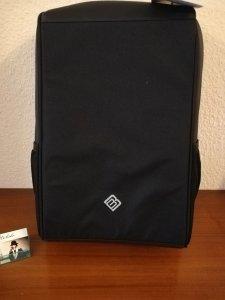 """BoostBoxx Notebook Boostbag Shadow Black Rucksack 15,6"""" Schwarz Laptop"""