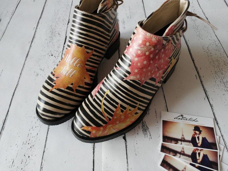 DOGO Boots Hello Fall